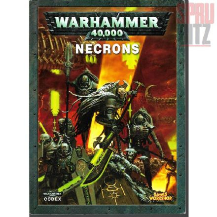 Necrons Codex Rulebook 2011